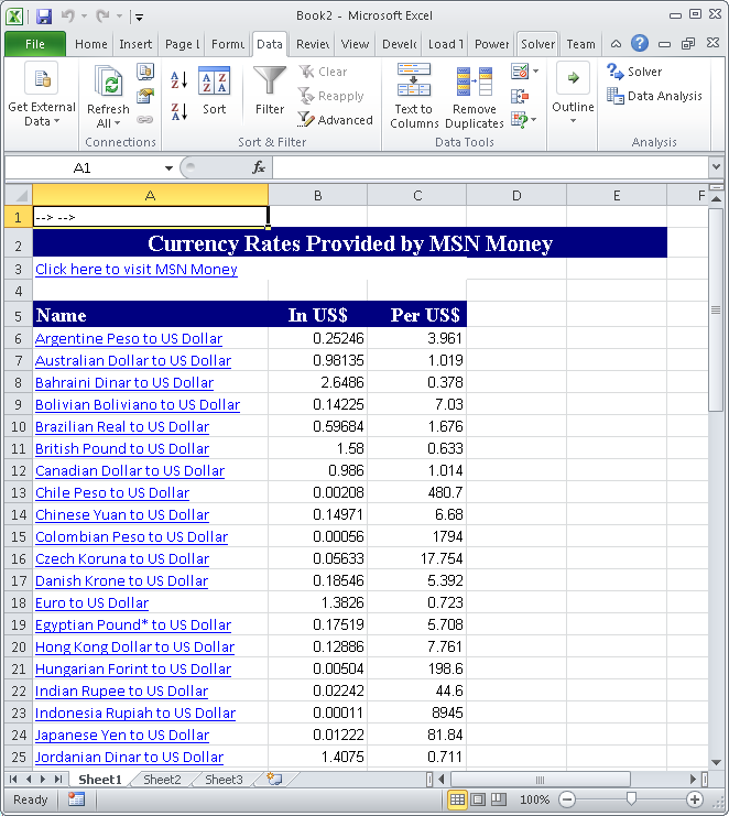 import data into excel data connection go beyond excel